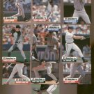 Andy Van Slyke  (Lot of 8) 1993 Jimmy Dean