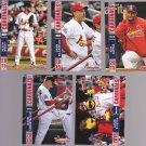 Erik Pappas       2015 Springfield Cardinals   -  single card