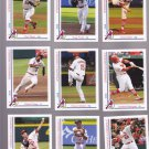 Ronnie Shaban      2014 Springfield Cardinals   -  single card