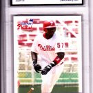 Ryan Howard 2003 Clearwater Phillies  Graded GEM MT 10