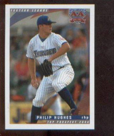 Philip Hughes 2006 Eastern League Top Prospect