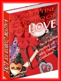 VALENTINE COOKBOOK recipe ebook Ebay Community Cookbook 2007 edition