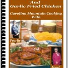 Down Home Cooking!  200+ SOUTHERN RECIPES country cookbook eBook