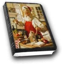 CHRISTMAS Community Cookbook 2006 edition recipe ebook