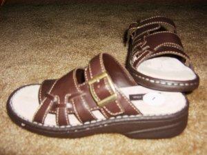 Big Girls LORNA STRIDE RITE shoes sandals Size 5