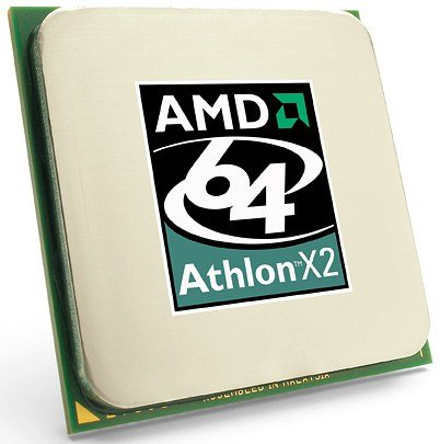 NEW OEM AMD Athlon 64 X2 4200+ 2 x 2.2Ghz CPU Socket AM2 Processor ADO4200IAA5DO