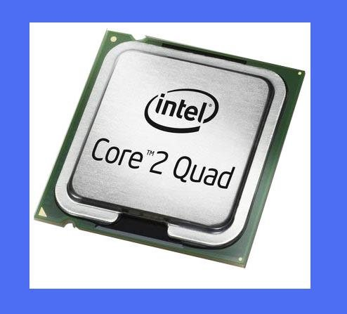 NEW INTEL CORE 2 Quad Q8200 CPU 2.33GHZ LGA 775 SLB5M BX80580Q8200 DUAL PROCESSOR