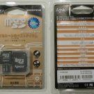 Apacer Micro SD 2GB with Adapter