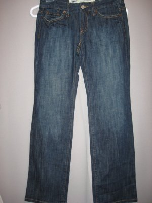Ann Taylor Loft Stretch Original Boot Cut Jeans 00P NWT