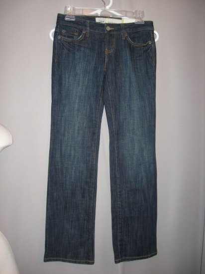 Ann Taylor Loft Stretch Slim Bootcut Jeans 00P NWT