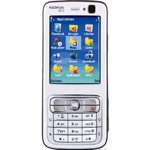 Nokia N73 Nseries (D.Plum/Silver) Mobile Phone - Internet Edition