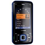 Nokia N81 NSeries (Blue) (2GB) Mobile Phone