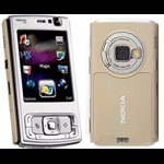 Nokia N95 Nseries (Sand) Mobile Phone