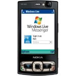 Nokia N95 Nseries (W.Black) (8GB) Mobile Phone