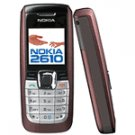 Nokia 2610 (Logo) Mobile Phone