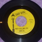 Curtis Lee Pretty Little Angel Eyes / Gee How I Wish You Were Here   Lost-Nite 45   Northern Soul