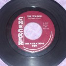 The Vibrations The Watusi / Wallflower  Checker 969   45   Northern Soul