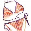NEW VICTORIA SECRET VERY SEXY TRIANGLE TEENY BIKINI M