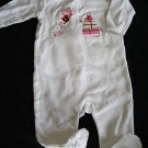 NEW OLD NAVY CHIRSTMAS  OUTFIT TWINS B/G B/B G/G 3-6 MO
