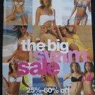 VICTORIA SECRET SWIM BIG SALE 2008 SEXY MODEL CATALOG