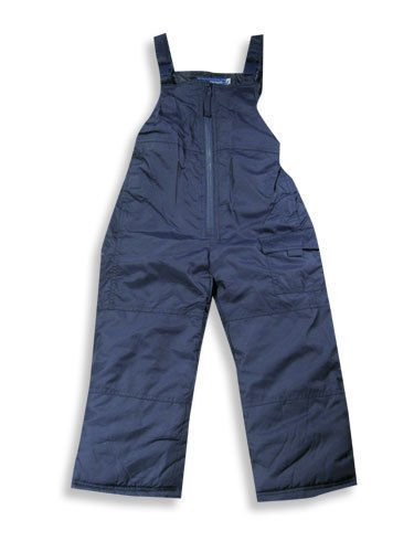 NWT BOYS WARM SKI WINTER SNOW PANTS BIB SNOWPANTS 4