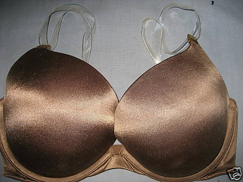 NEW VICTORIA SECRET CONVERTIBLE PUSH UP GEL BRA 38C