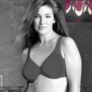 NEW SOMA CHICO BODY UNLINED FULL COVERAGE  BRA 36DD BLK