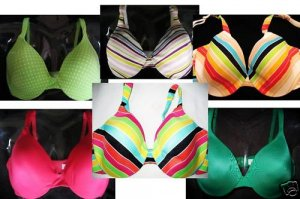NEW WHOLESALE LOT SEAMLESS FULL COVERAGE BRA  C/D/DD