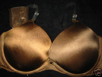 NWT VICTORIA SECRET push up GEL CONVERTIBLE BRA 36D