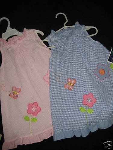 NWT TWINS GIRLS 2T PRETTY DRESSES A-LINE SET LOT OUTFIT