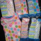 NWT TCP CHILDRENS PLACE UNDERWEAR CAMIS TOP LOT XXS 2 3