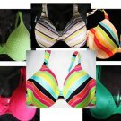 NEW WHOLESALE INVENTORY LINGERIE BRA LOT FULL COVERAGE
