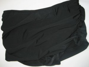 NEW VICTORIA SECRET MAGICSUIT SKIRTED RUCHED SWIMSUIT