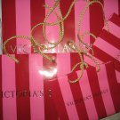 LIMITED EDITION GOLD ROPE VICTORIA SECRET GIFT BAGS