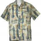 David Homscu Vintage Shirt Men's Size Medium