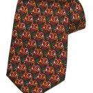 Men's Brooks Brothers Tie Silk Multi-Color