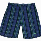 Men's Nike Shorts Plaid Size 31W