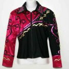 Women's Heartland Design Equestrian Horse Show Jacket Size Large