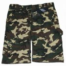 Men's Cedar Wood State Camo Cargo Shorts Size 30W