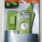 Griffin trio for iPod nano 3-In-1 Interchangeable Case Green