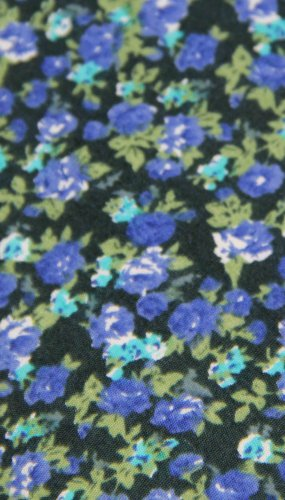 Men's Cedar Wood State Floral Cotton Tie Slim