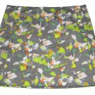Women's J. Crew Skirt Abstract Pattern Size 4