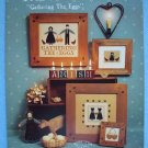The Amish Gathering The Eggs Cross Stitch Booklet