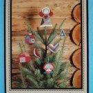 Homespun Holiday Ornaments & Angel Patterns