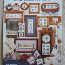 Little Country Favorites Cross Stitch Patterns Booklet