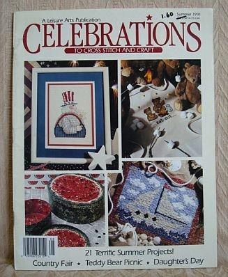Celebrations to Cross Stitch and Craft Magazine Summer 1991