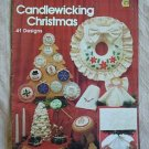 Candlewicking Christmas 41 Holiday Designs Booklet