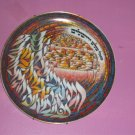 JUDAICA PLATE OF: THE CUP OF ELIJAH by MICHAEL