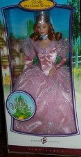 Barbie Pink 2007 Glinda Good Witch Doll ~ Wizard of Oz NRFB
