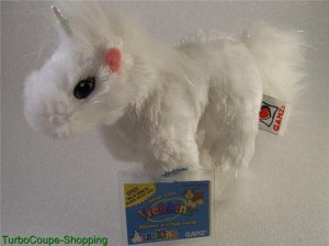Webkinz Lil'Kinz Unicorn Retired Magic Horse New Sealed Tag HS069
